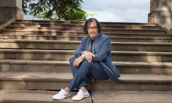 'There's a subconscious discomfort with the idea of Black intellectuals': David Olusoga at Ashton Court House, Bristol