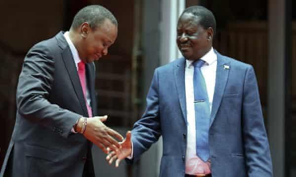 Kenya High Court overturn President Kenyatta constitution amendment.