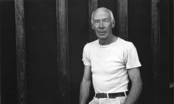 The author Henry Miller (1891 - 1980), California, 1950.
